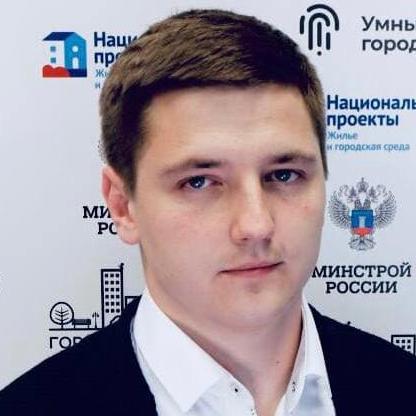 Евгений Дук Минстрой