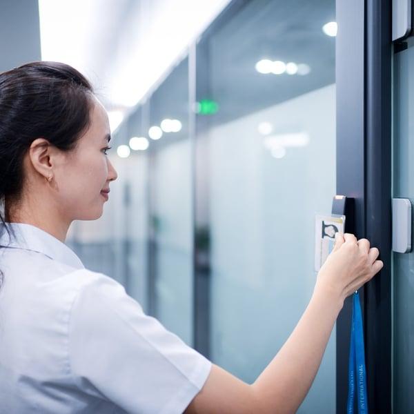 СКУД, УРВ, КСБ - от управления доступом к управлению бизнес-процессами