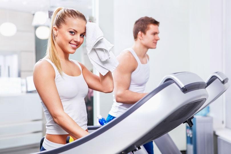 ISBC RFID для фитнеса