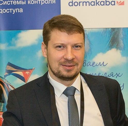 Сергей Клюквин, dormakaba