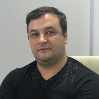 Хаймовский Антон, TRASSIR СКУД