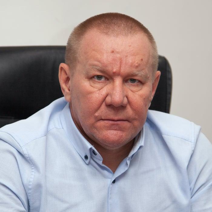 Юрий Гончаров ЧТПЗ