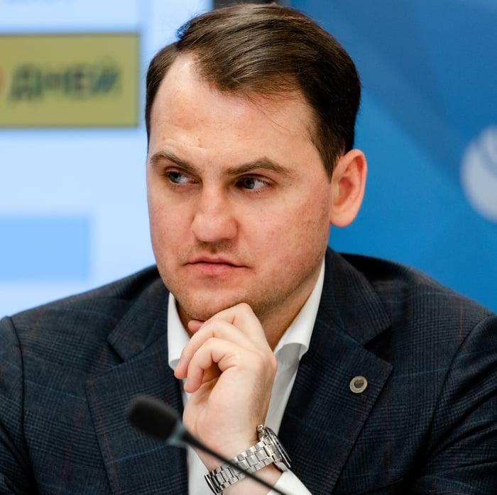 Денис Борисов, Сбербанк
