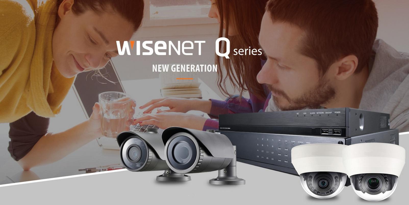 Wisenet-Q-new-generation