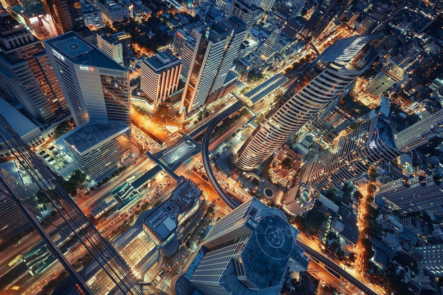 smart lighting smart city