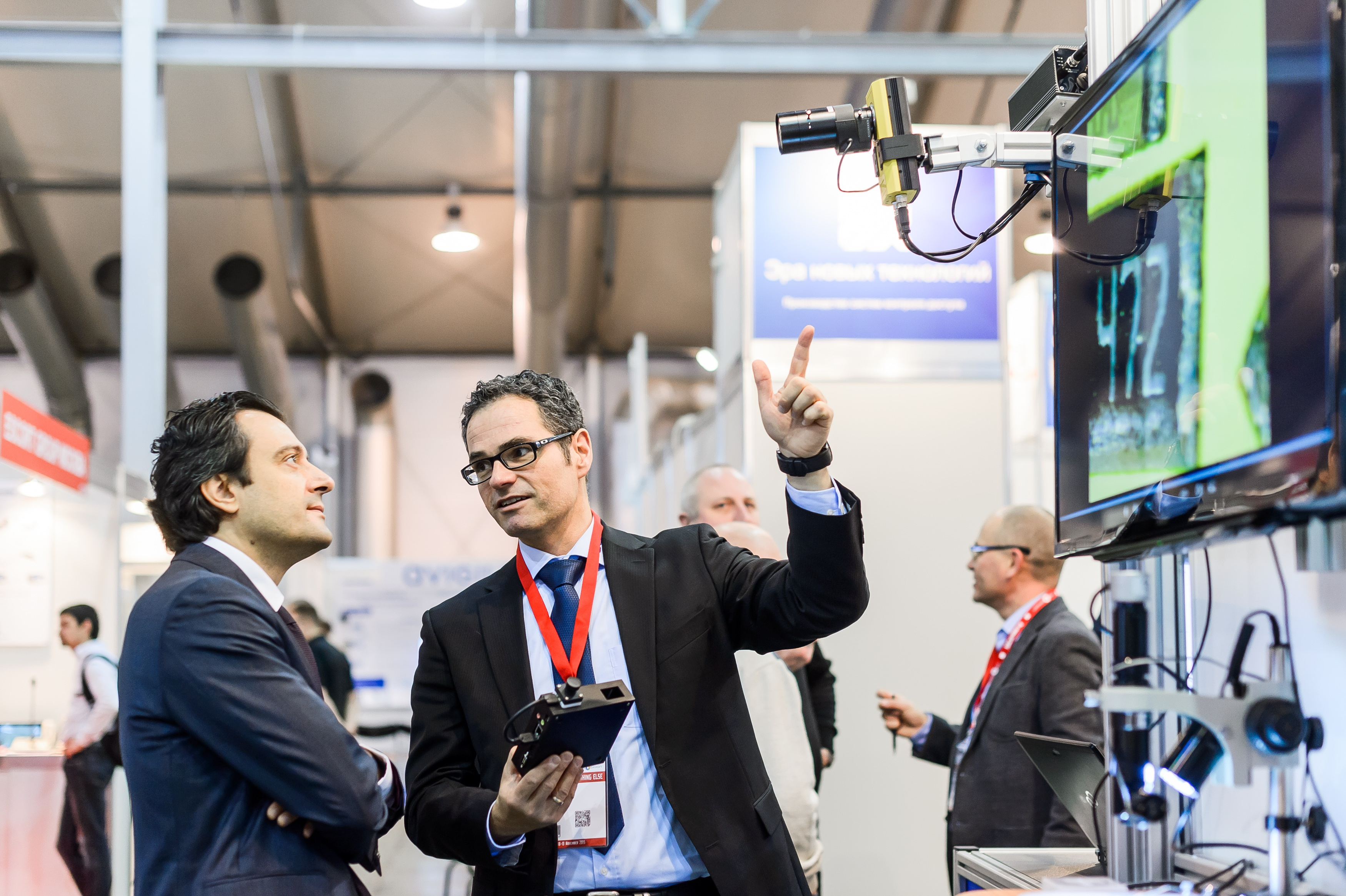 5 Markets to Sell Embedded Vision to in Russia
