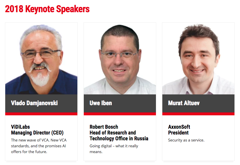 Discover the first lineup of 2018 All-over-IP keynote speakers