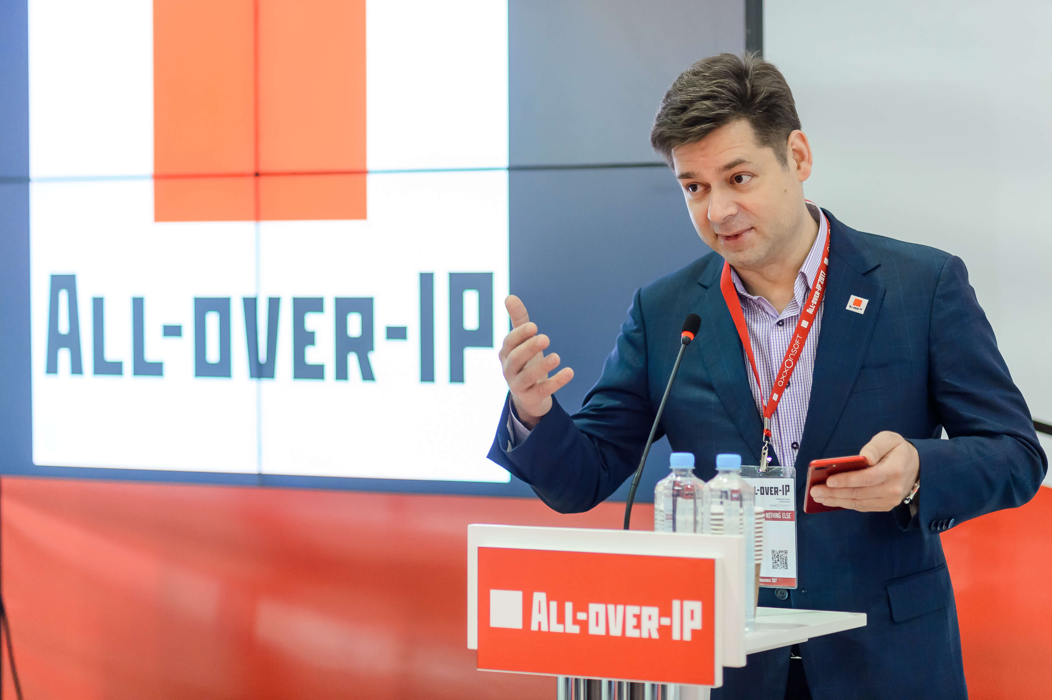 All-over-IP 2017: The Future Mapped Out in Moscow