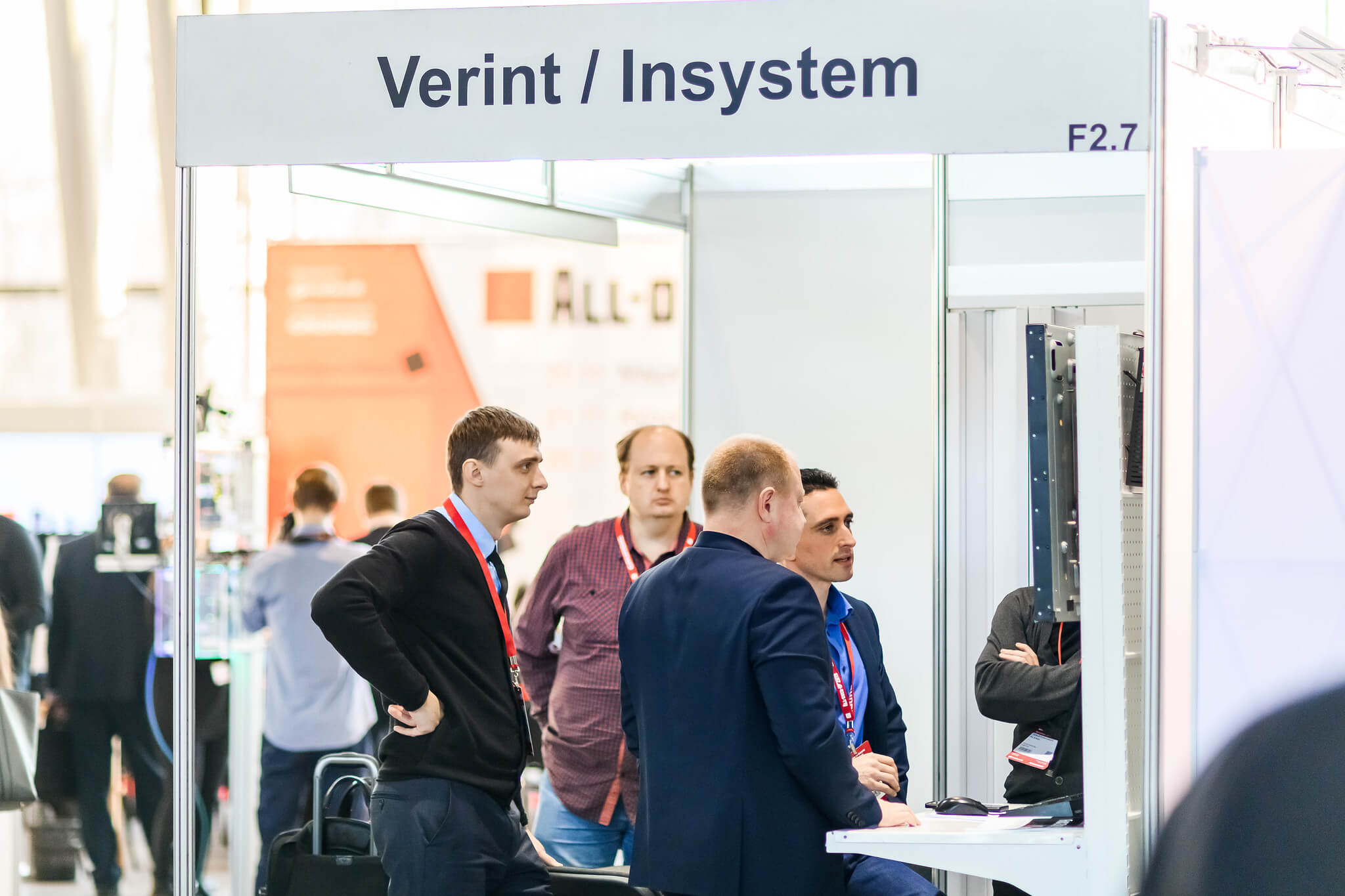 Verint Systems: An Exhibition That Is Not