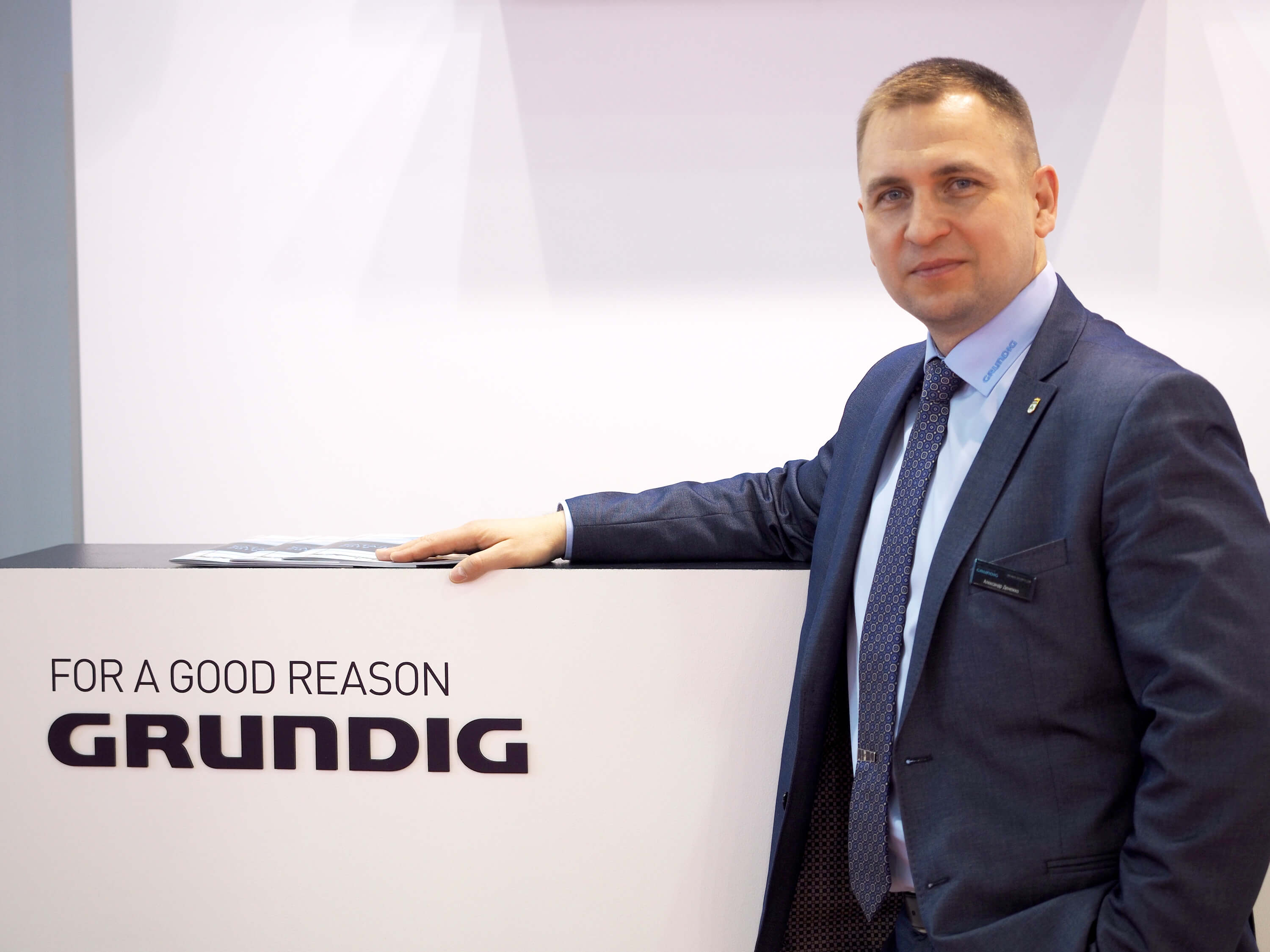 Grundig Becomes Main Sponsor of All-over-IP 2019