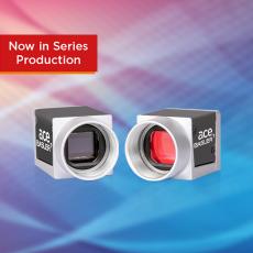 Уже в серийном производстве: ace U с сенсором Sony IMX183 разрешением 20 Мп