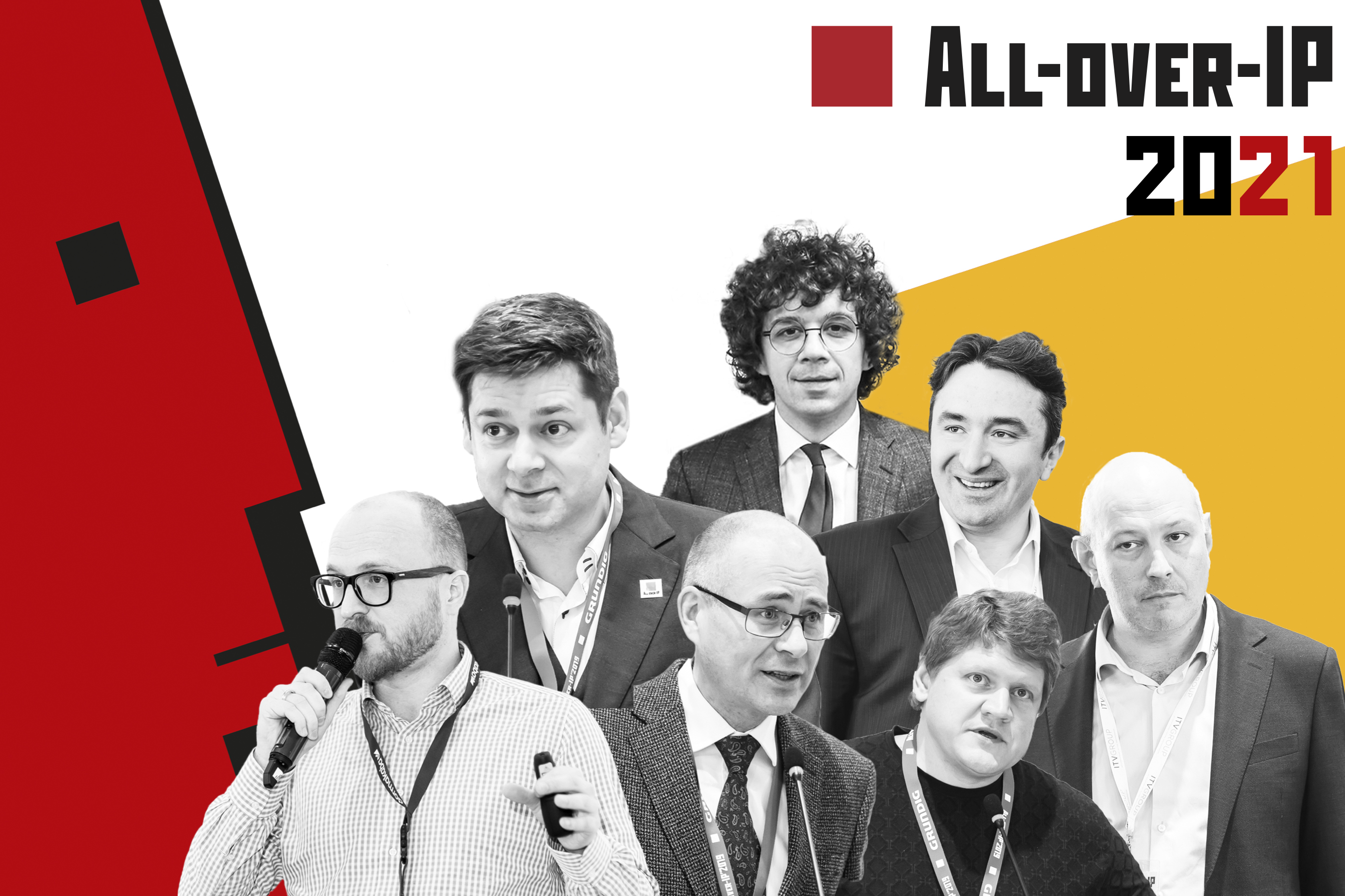 All-over-IP 2021: приглашаем на праздник цифровых технологий!