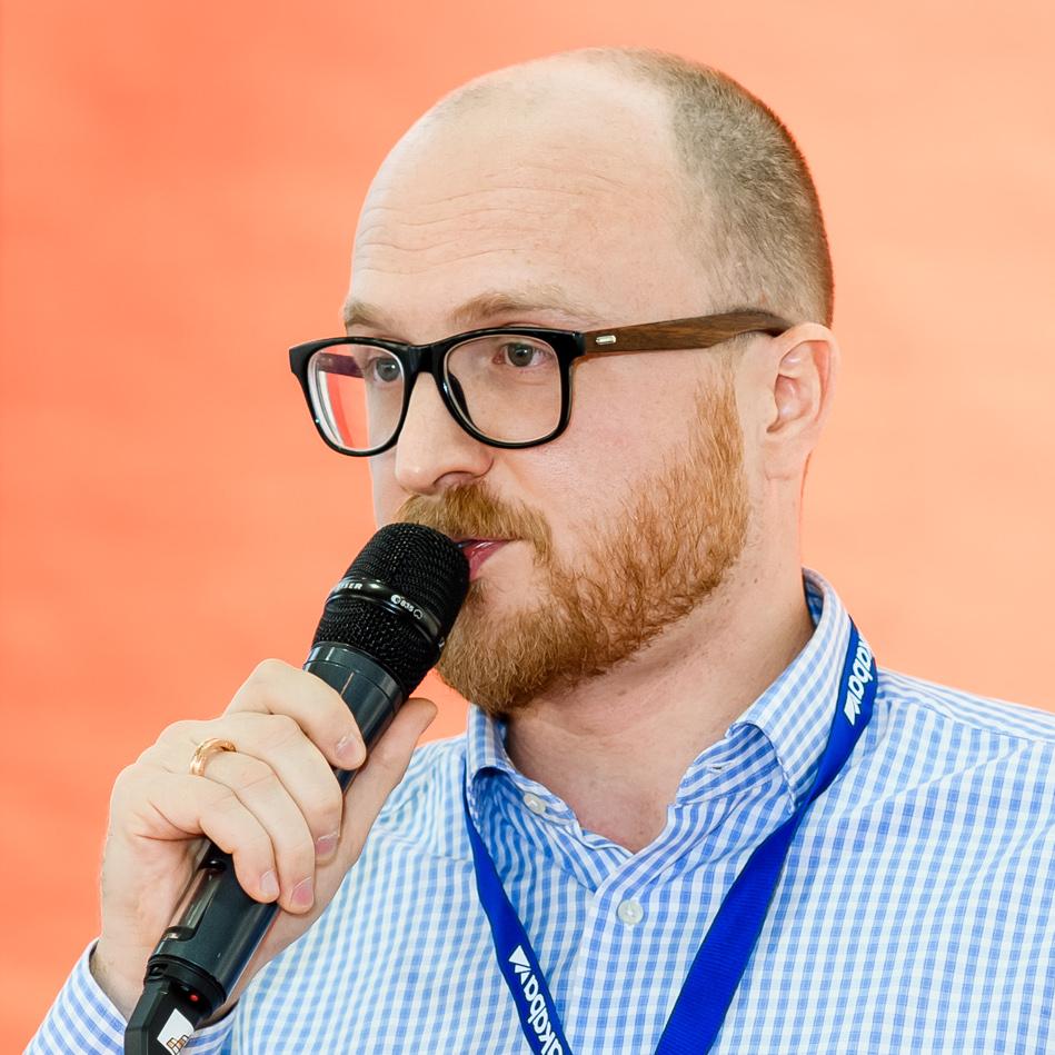 Сергей Ефремов, дормакаба