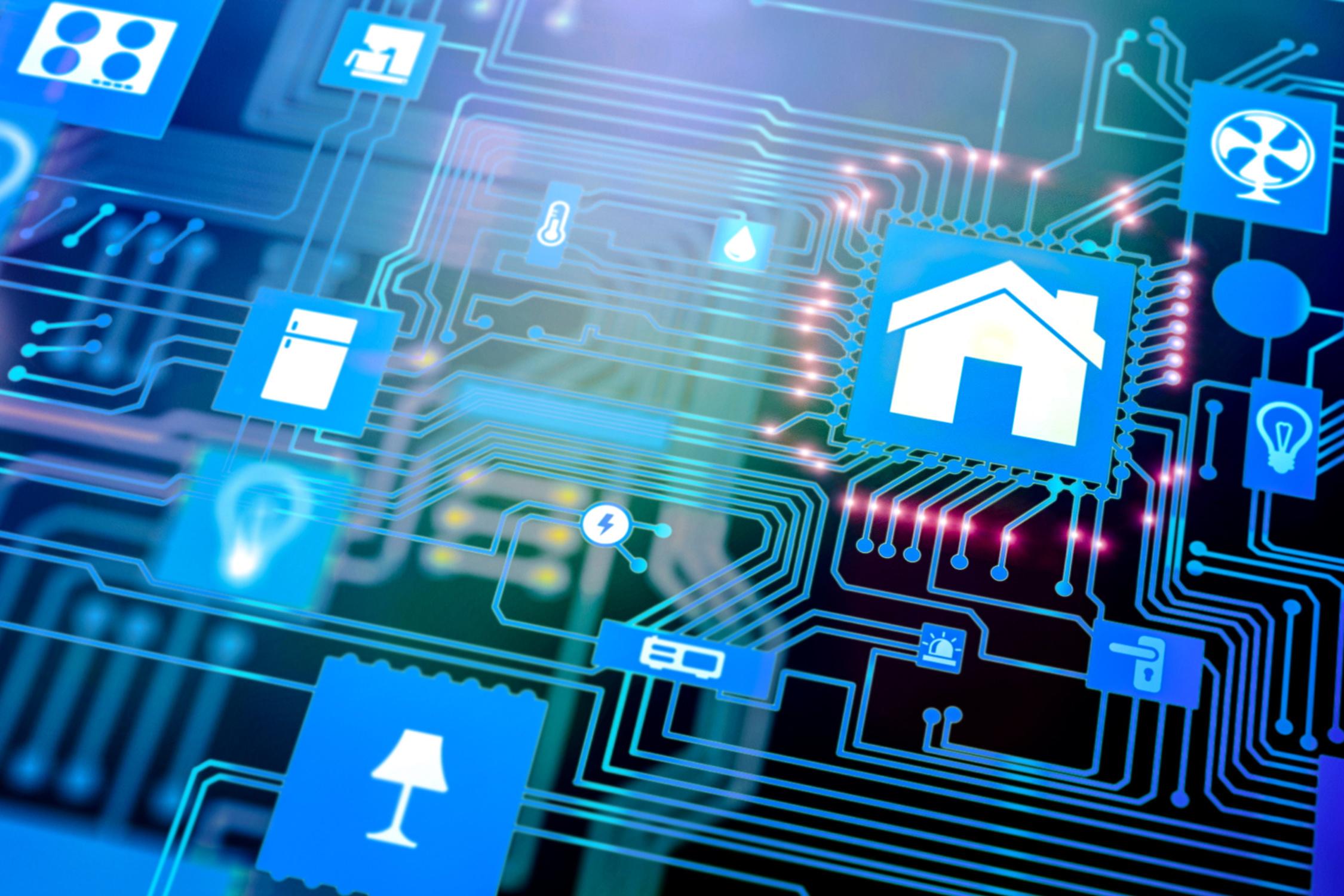 Решения для создания «Цифрового дома»